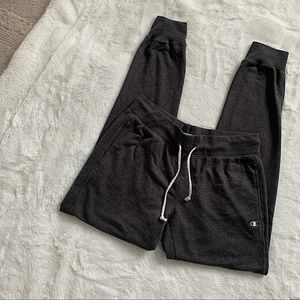 CHAMPION   Grey comfy joggers size S